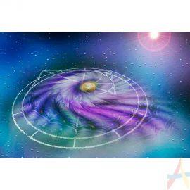 La flor espacial