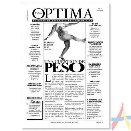 Revista Optima Nº4