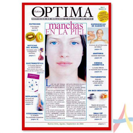 Revista Optima Nº15