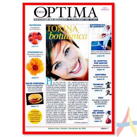 Revista Optima Nº16
