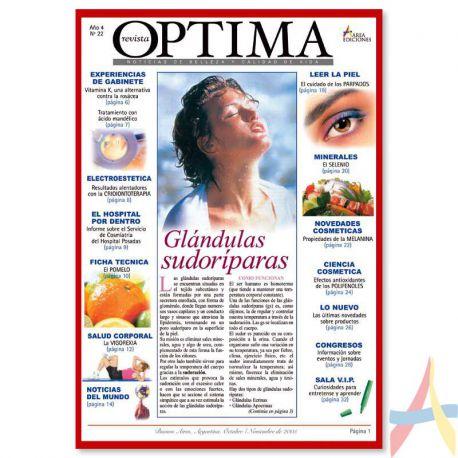 Revista Optima Nº22